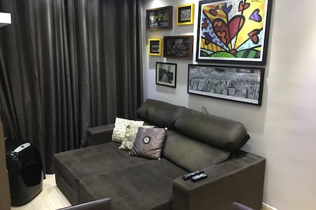 Excelente apartamento Centro-SP- Ao lado METRO - São Paulo - Apartemen