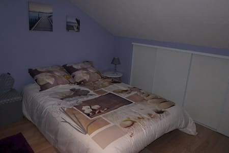 Nice bedrooms close to the circuit - Saint-Pavace - Hus