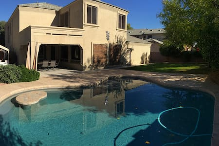 Luxury West Phoenix Home - Pool+Spa+Much More !!!!