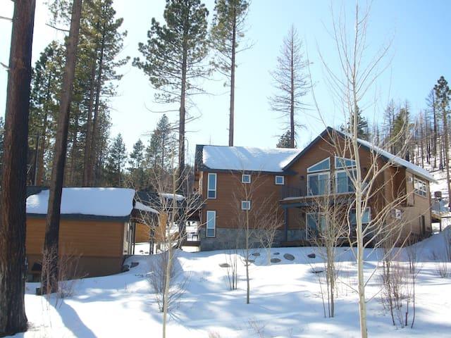 Beautiful Tahoe Home - Quiet, Clean, Views, WIFI - South Lake Tahoe - Casa