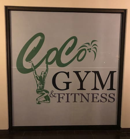 Coco gym is great and you can get a day pass for just $10!