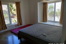 second bedroom- Air conditioned
