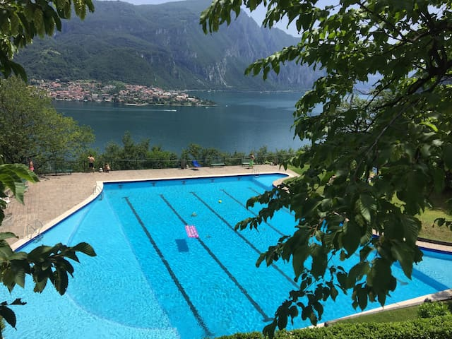Bellagio Dream - Elegant apartment above Como Lake