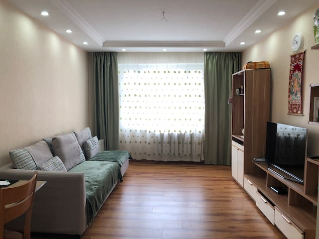 Fully furnished comfortable entire home 4 rooms