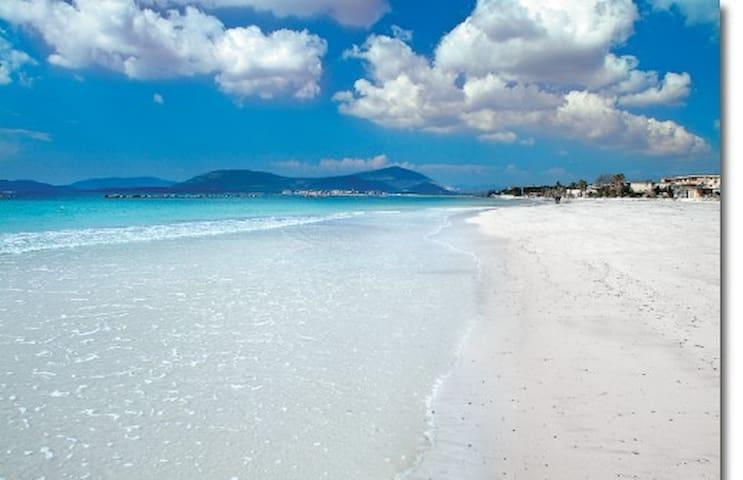 ALGHERO LIDO, a 100 m dalla spiaggia - Alghero - Huoneisto