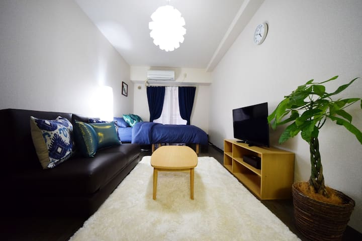 Amazing location! YokohamaSt. 7min by walk!AS251