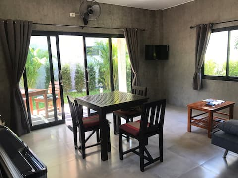 Baan San Sabai private villa S