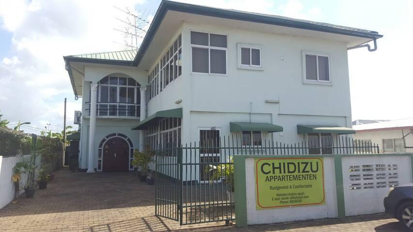 Chidizu Apartments - Paramaribo - Leilighet