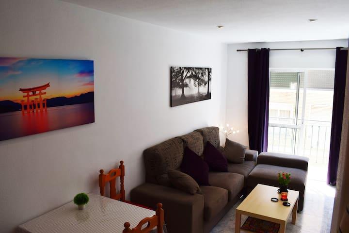 Piso Centro de Murcia + WIFI + AIRE ACONDICIONADO - Murcia - Apartment