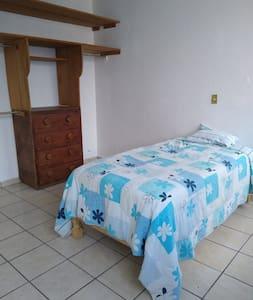 Habitación para descanso 2. Cerca Hospital IMSS.
