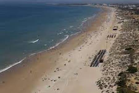 APARTAMENTO PRIMERA LÍNEA PLAYA - Chiclana de la Frontera
