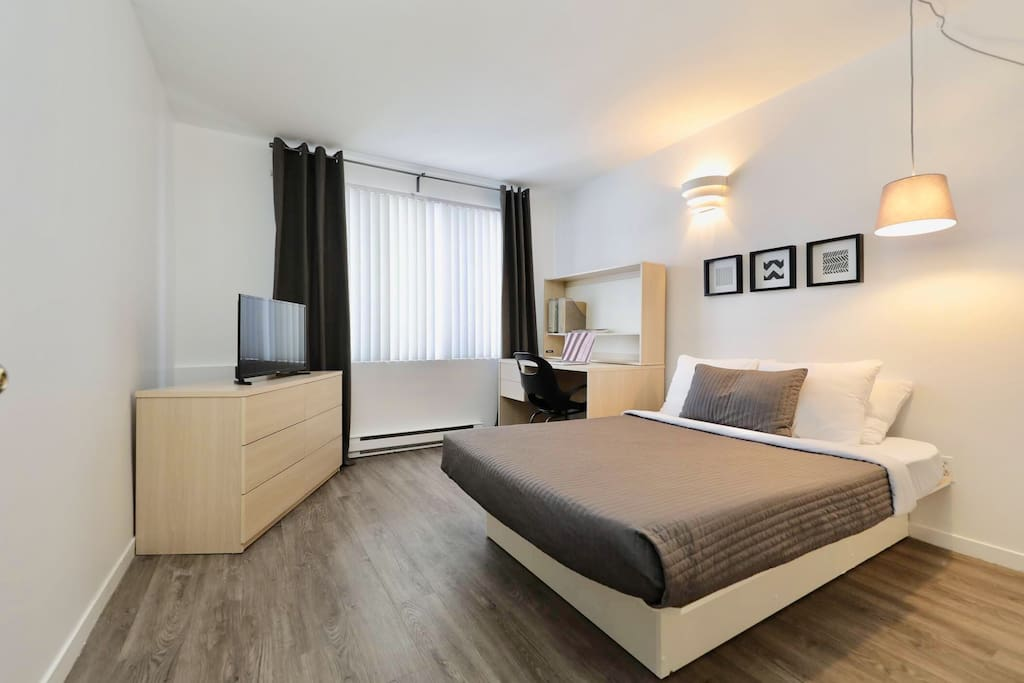 5 CHAMBRES IDENTIQUES