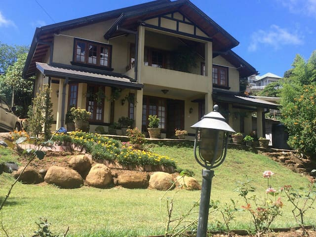 NUWARA ELIYA Yenisey Lake view Bungalow