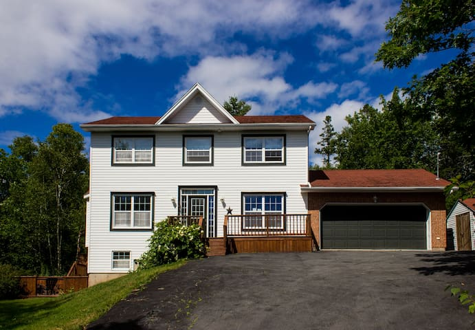 Near Hfx Airport, King Master Suite - Fall River - Casa