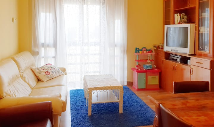 APARTAMENTO LUMINOSO Y FAMILIAR EN CASALARREINA