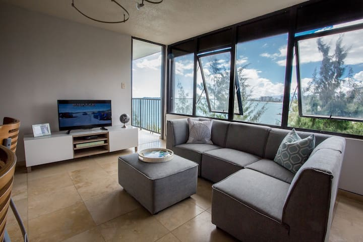 NEW Breathtaking Ocean View Apartment - San Juan - Lakás