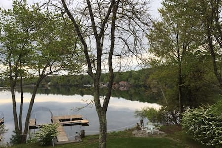 Lakeside Cottage near Bethel Woods - White Lake - Dom