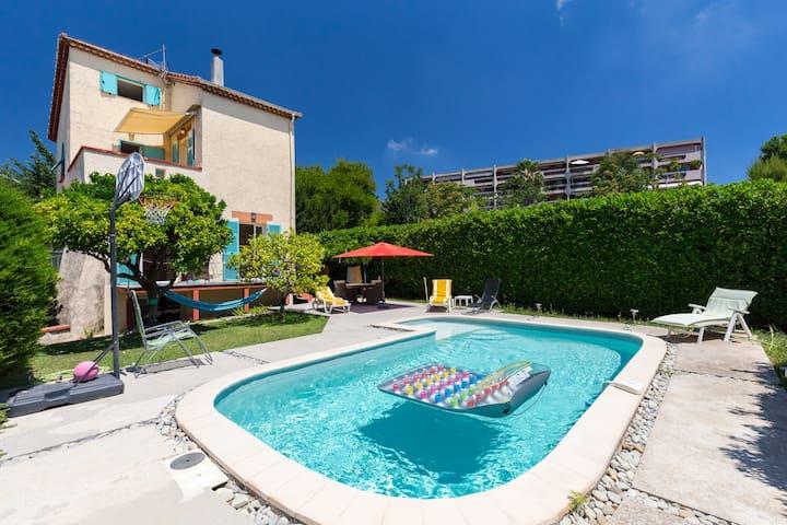 Villa Stella Maris Nice - Nizza - Villa