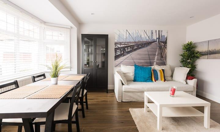 Beautiful New Apartment