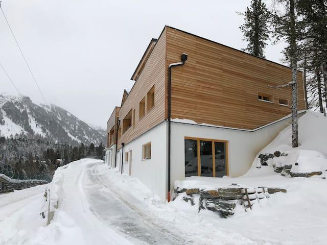 Appartement am Berg