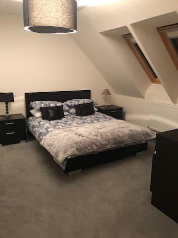 Relaxing residence