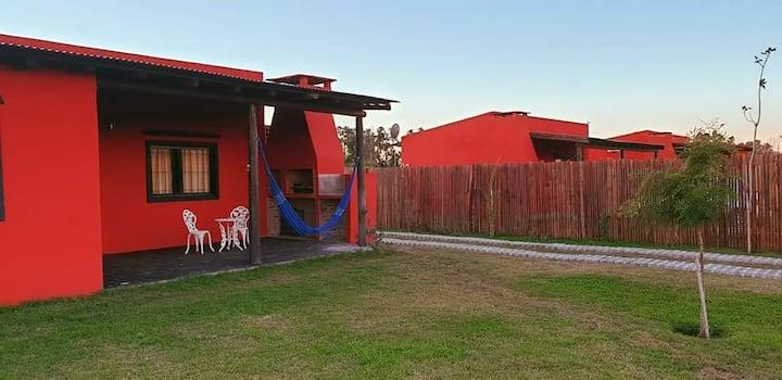 Casa de Campo en complejo de una Hectarea