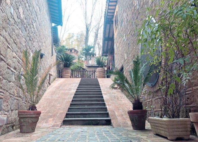 Splendido appartamento al Gianicolo