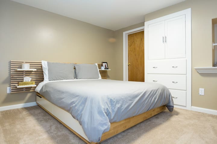 Cozy, Modern Room in Downtown Provo - Provo - Casa