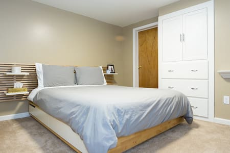 Cozy, Modern Room in Downtown Provo - Provo - Haus