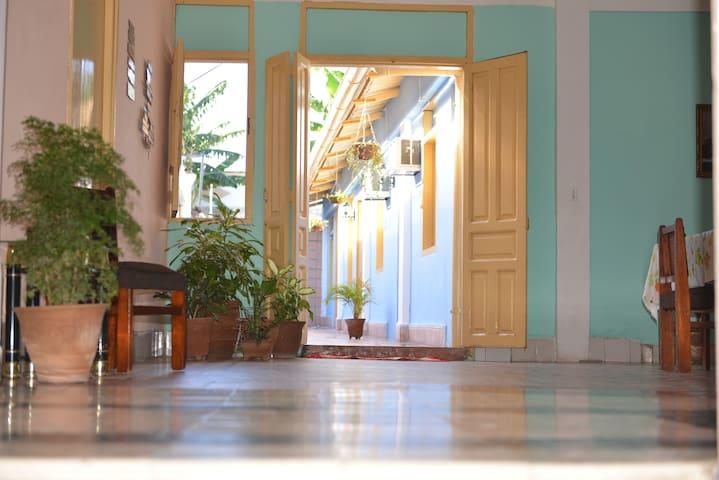 Habitacion # 2 de Hostal LACASONA DE SANTA RITA