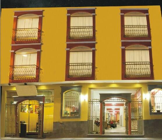 Munay Tambo Hotel - Un lugar acogedor