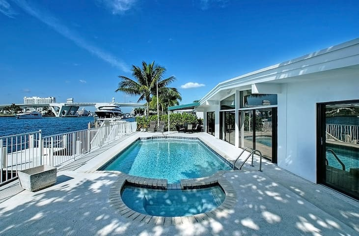 Vacation Home on Port Everglades