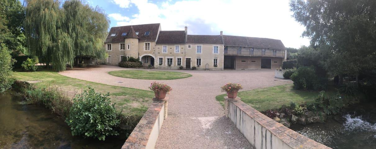 Coeur de Combray (Cidrerie) - Condé-sur-Ifs - Rumah