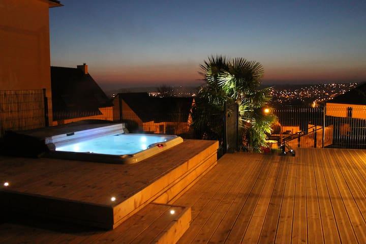 Bienvenue chez nous ;-) - Landerneau - Casa