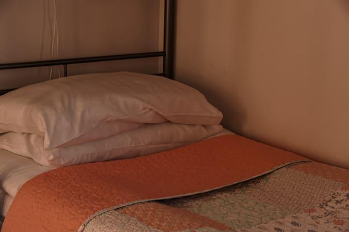 A room in Råda Hostel