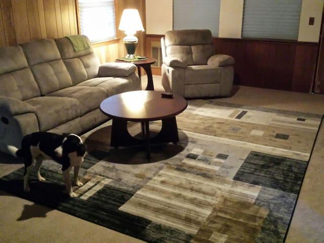 Living Room & Chance
