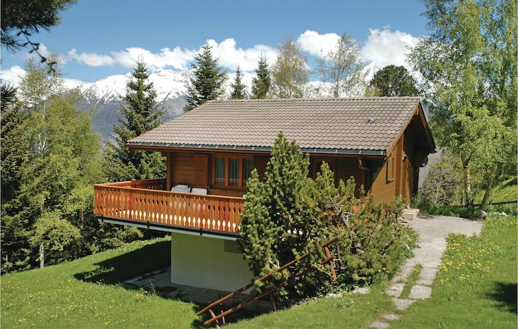 Holiday cottage with 3 bedrooms on 100m² in Bürchen