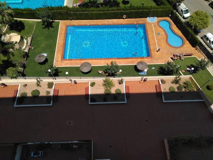 Cala Finestrat- Benidorm- Apartamento