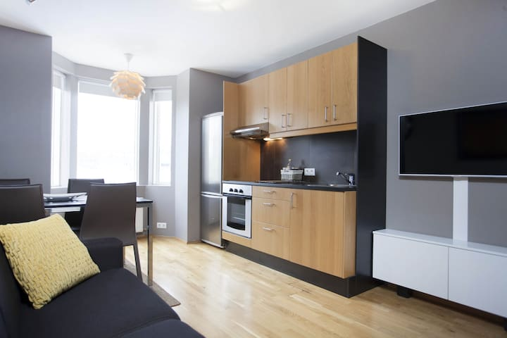 *One Bedroom Apartment (30 square meters)*