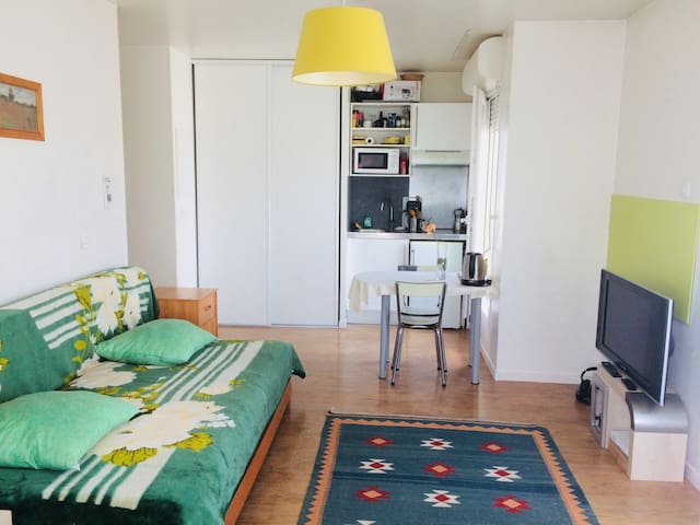 Belle appartement à proximité de Paris!