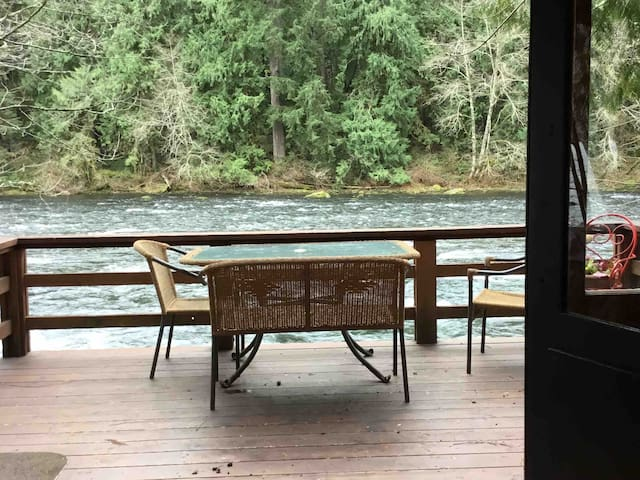 Mckenzie River Cabin # 2