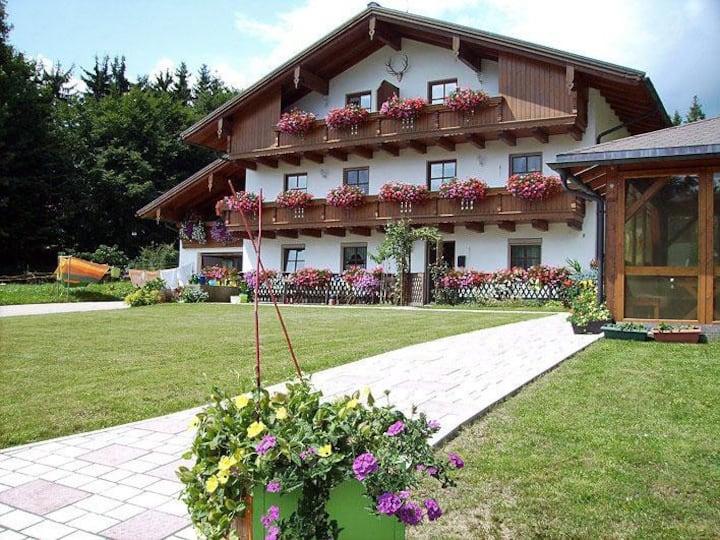 Haus Spannbauer - Wohnung Plöckenstein