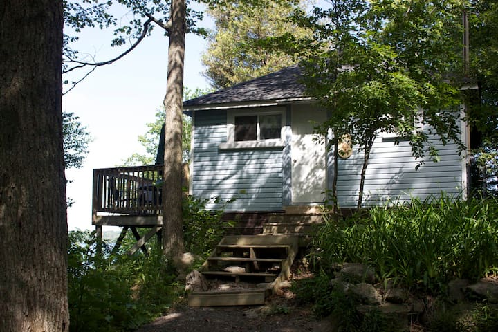 Birch Bend Resort - The Balsam - Lakefield - Cabin