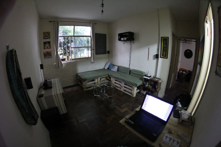 Furnished Apartment in Belo Horizonte
