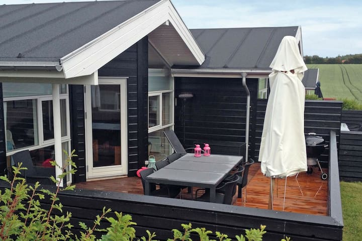 Boutique Holiday Home in  Tranekær with Terrace