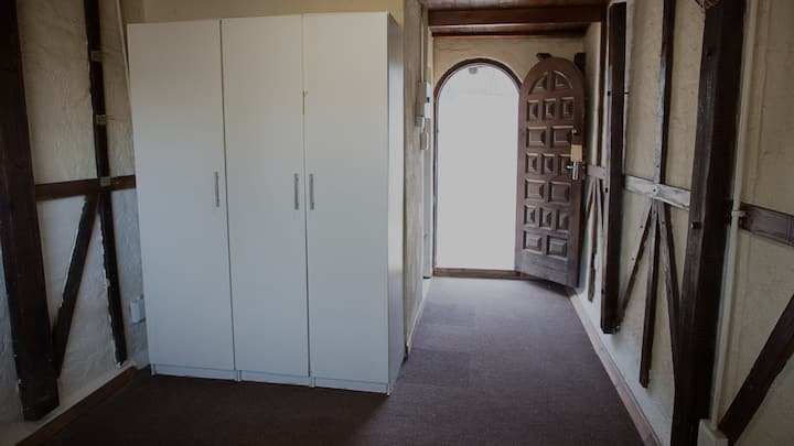 Secure and Private condo with friendly host