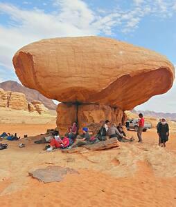 Bedouin Sun camp-Wadi Rum