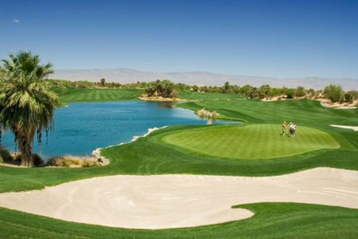 Apto con vistas golf.10min playa - Torre-Pacheco