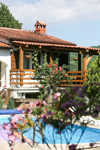 Glavini - Magical 1BD Country House - Korelići - House