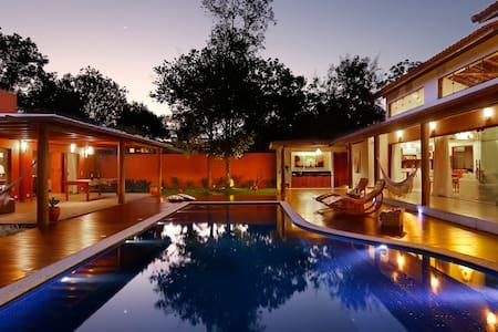 Paradise Retreat next to Beach with Private Pool - Porto Seguro